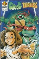 Creed/Teenage Mutant Ninja Turtles #1